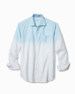 Big & Tall Palm Bay Ombré Shirt