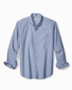 Big & Tall Tallahassee Stripes Stretch Shirt