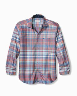 Big & Tall Mangrove Madras Shirt