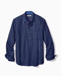 Big & Tall Costa Sera Linen Shirt