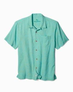 Big & Tall St. Lucia Fronds Camp Shirt