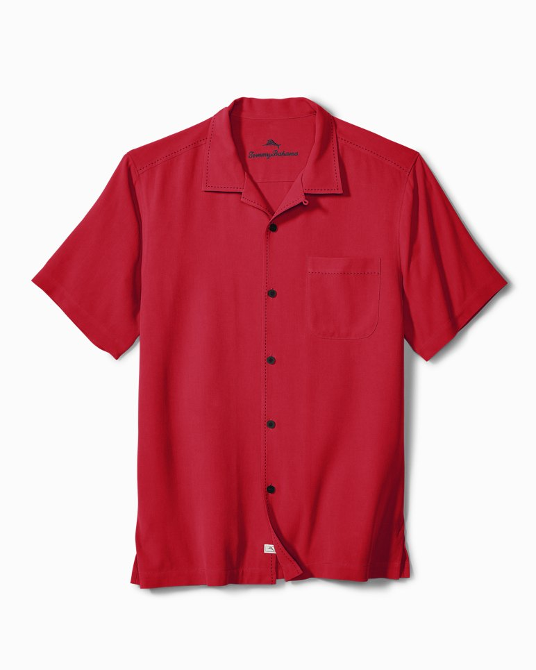 Main Image for Big & Tall Catalina Twill Camp Shirt