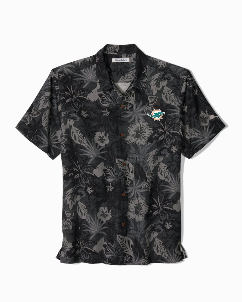 Main Image for Big & Tall NFL Fuego Floral Camp Shirt