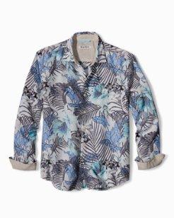 Big & Tall Loredo Gardens Linen Shirt