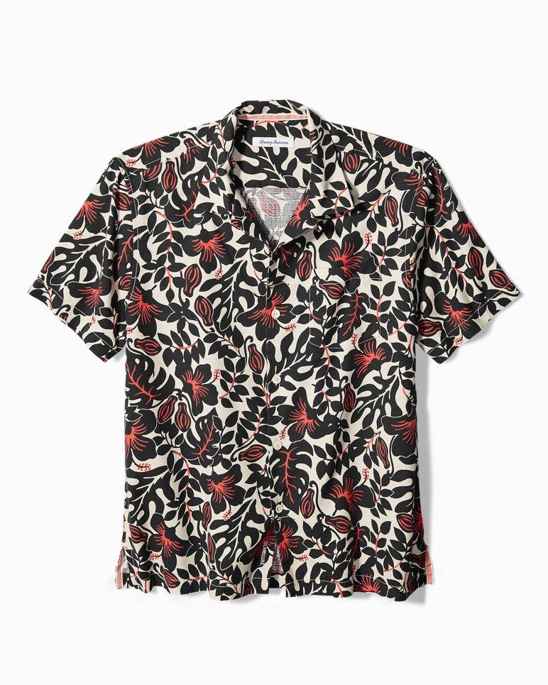 Main Image for Big & Tall Terra Fronds IslandZone® Camp Shirt