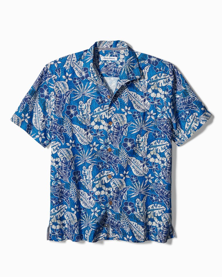 Main Image for Big & Tall Baja Batik Camp Shirt