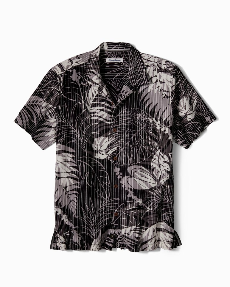 Main Image for Big & Tall Paraiso Palms Camp Shirt