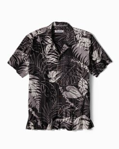 Big & Tall Paraiso Palms Camp Shirt