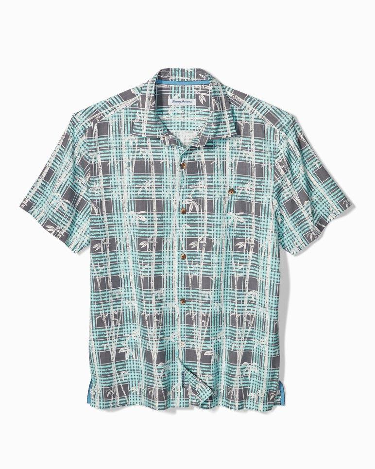 Main Image for Big & Tall Bianco Bamboo IslandZone® Camp Shirt