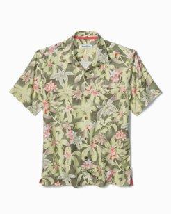 Big & Tall El Médano Jungle Camp Shirt