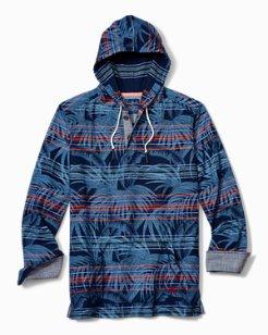 Tommy Bahama & Pendleton® Big & Tall Island Serape Stripe Baja Hoodie