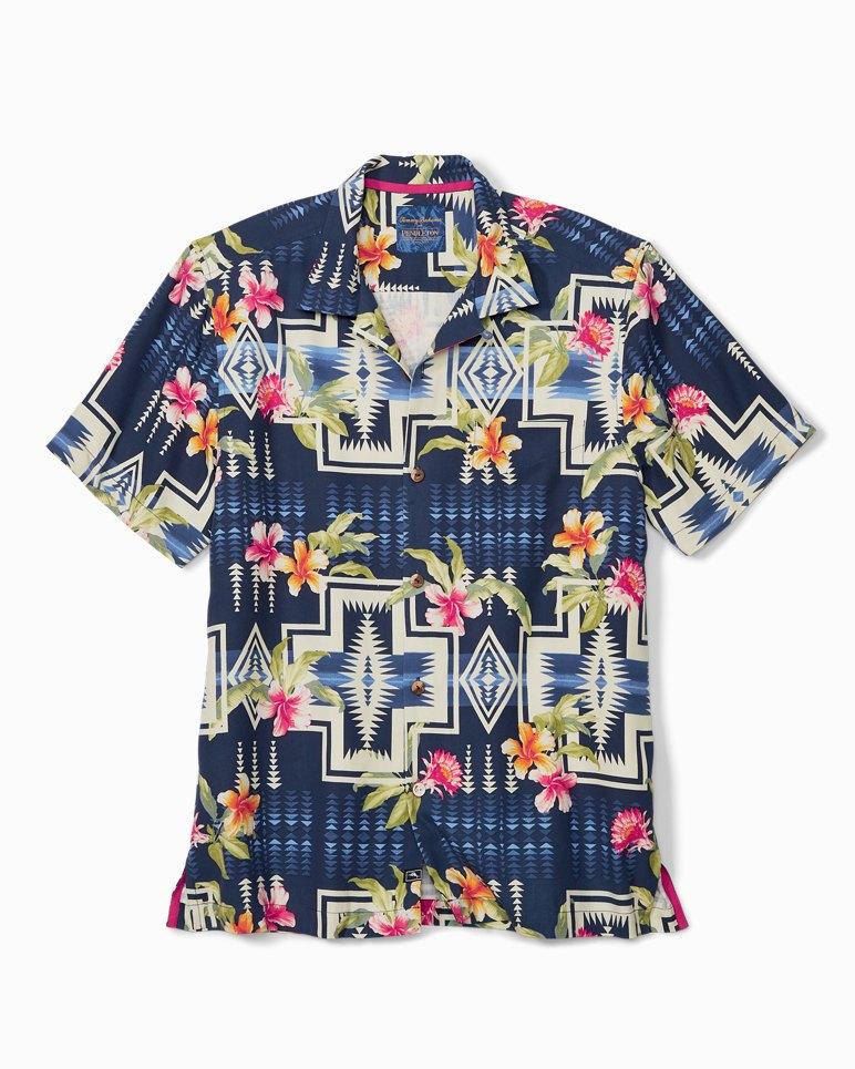 Main Image for Tommy Bahama & Pendleton® Big & Tall Aloha Harding Camp Shirt