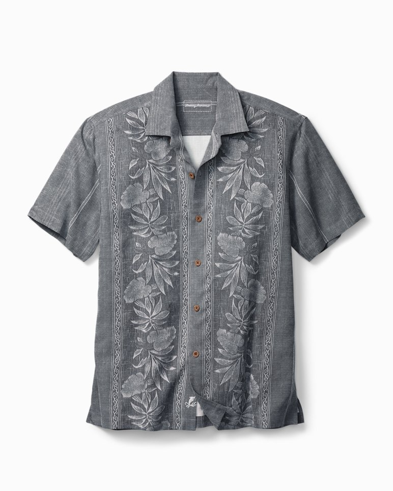 Main Image for Big & Tall Pacific Floral Camp Shirt