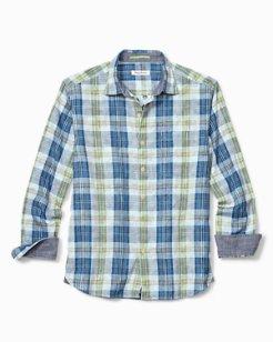Big & Tall Palapa Plaid Shirt