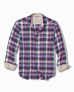 Big & Tall Linen In Luxury Shirt