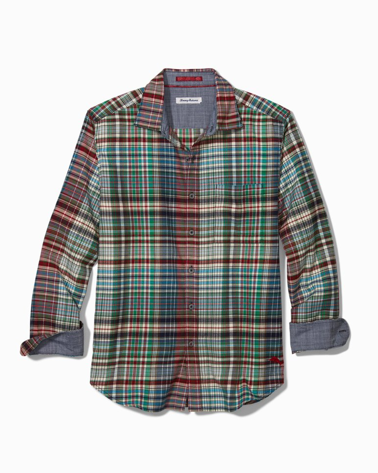 Main Image for Big & Tall Fore-Shore Flannel Shirt