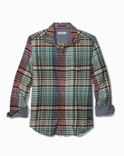 Big & Tall Fore-Shore Flannel Shirt