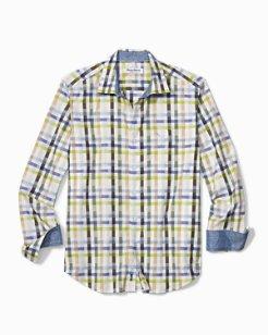 Big & Tall Matina Check IslandZone® Shirt