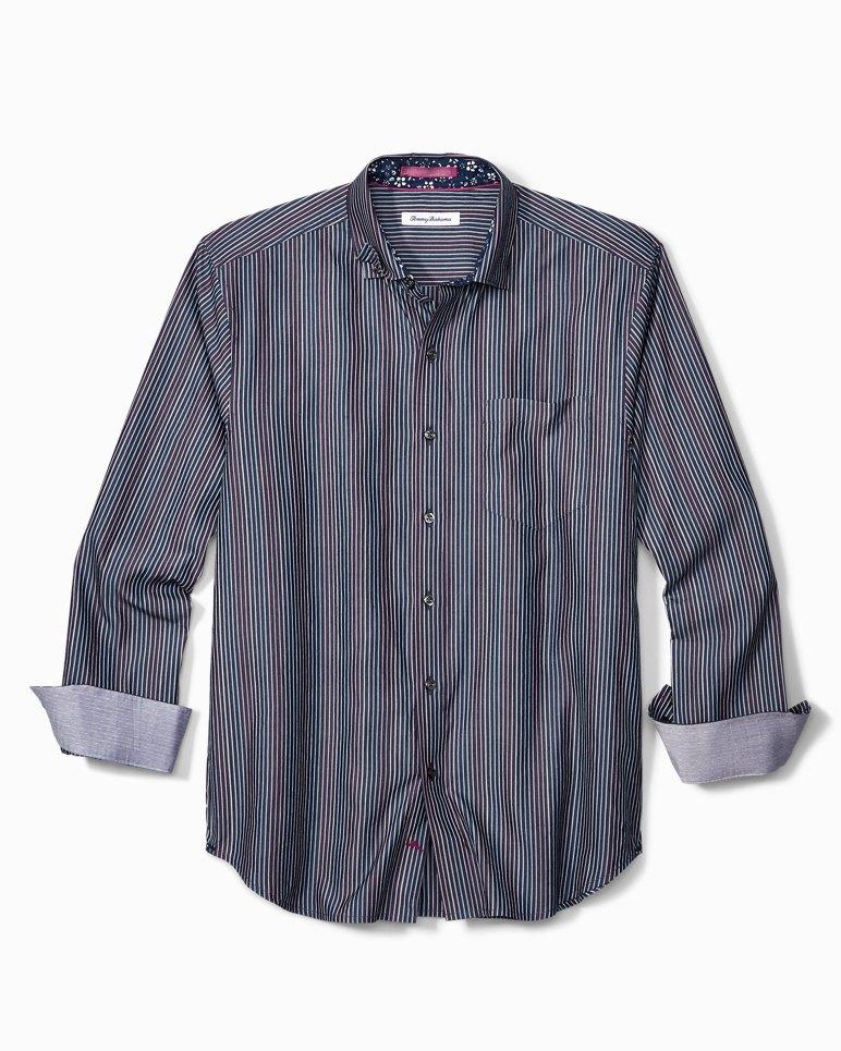 Main Image for Big & Tall Paradiso Prism Stripe Shirt