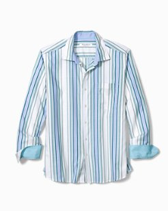 Big & Tall Pasado Stripe Stretch Shirt