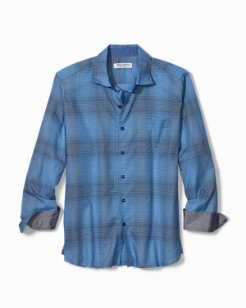 Big & Tall Pocora Plaid Shirt