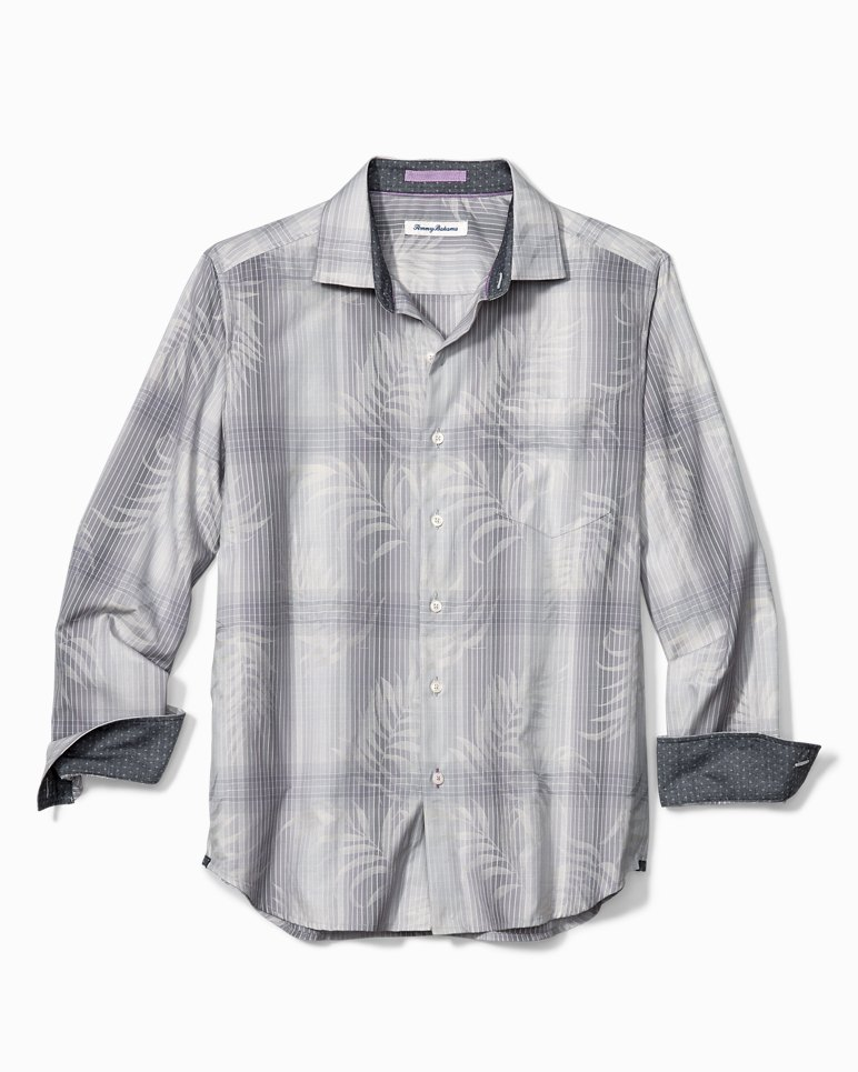 Main Image for Big & Tall Primo Palms Plaid Shirt