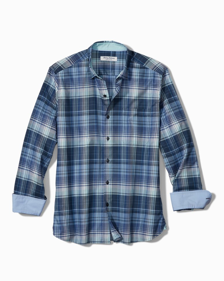 Main Image for Big & Tall Zacero Plaid Shirt