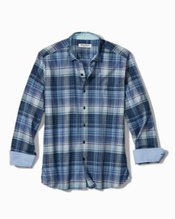 Big & Tall Zacero Plaid Shirt