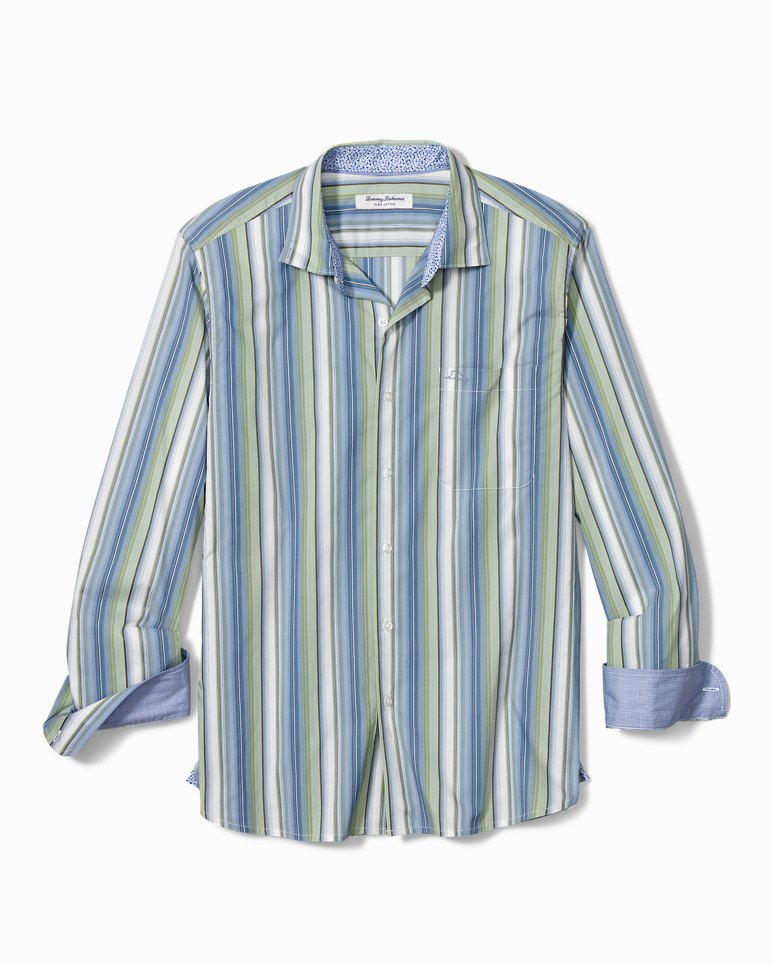 Main Image for Big & Tall Del Coco Stripe Stretch Shirt