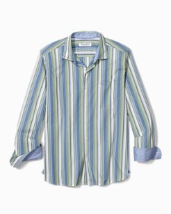 Big & Tall Del Coco Stripe Stretch Shirt