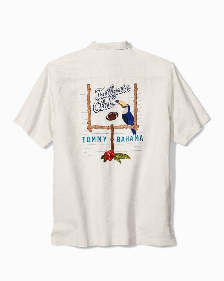 Main Image for Big & Tall Tailgate Club Camp Shirt
