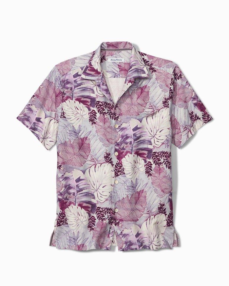 Main Image for Big & Tall Royal Costa Vines IslandZone® Camp Shirt