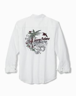 Big & Tall Playa Parrita Shirt