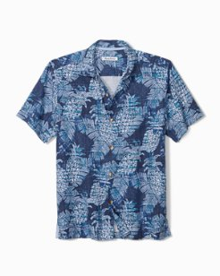 Big & Tall Coastal Colada IslandZone® Camp Shirt
