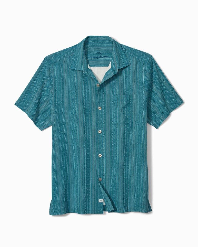 Main Image for Big & Tall San Ramon Stripe Camp Shirt
