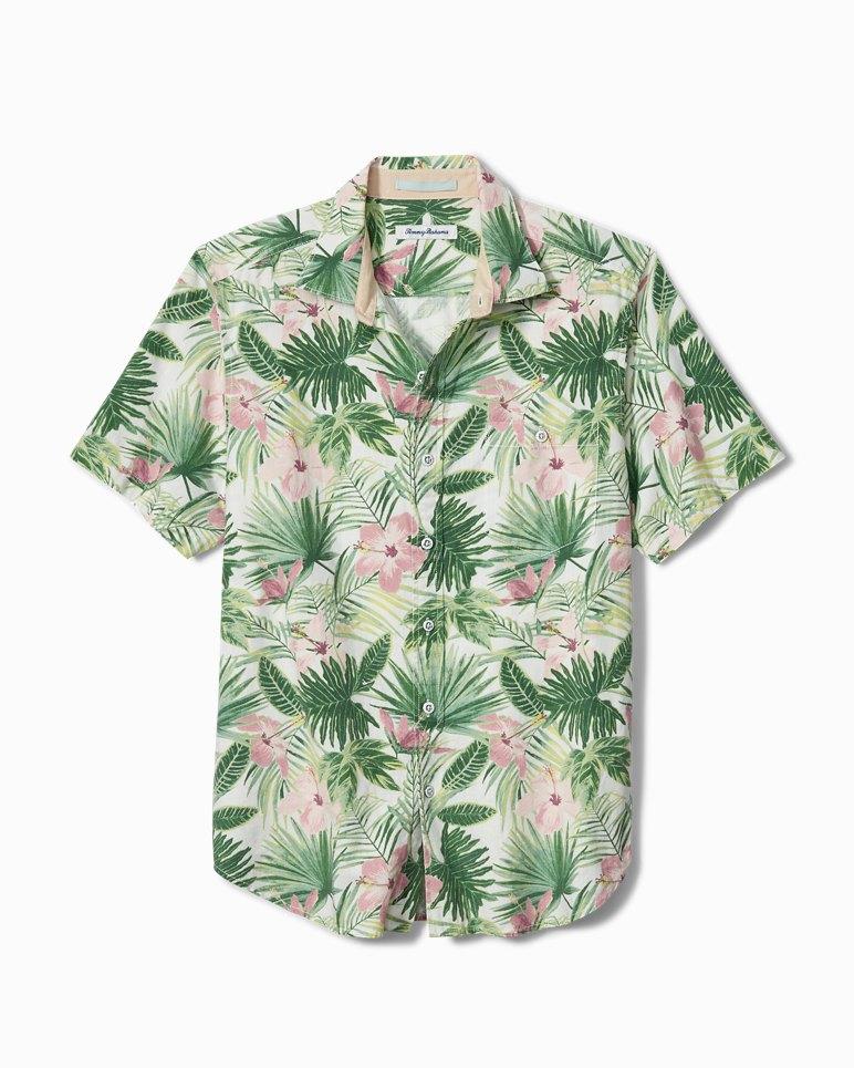 Main Image for Big & Tall Kayo Blossoms Camp Shirt
