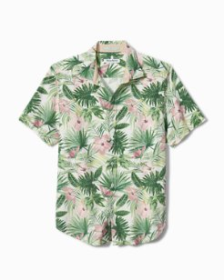 Big & Tall Kayo Blossoms Camp Shirt