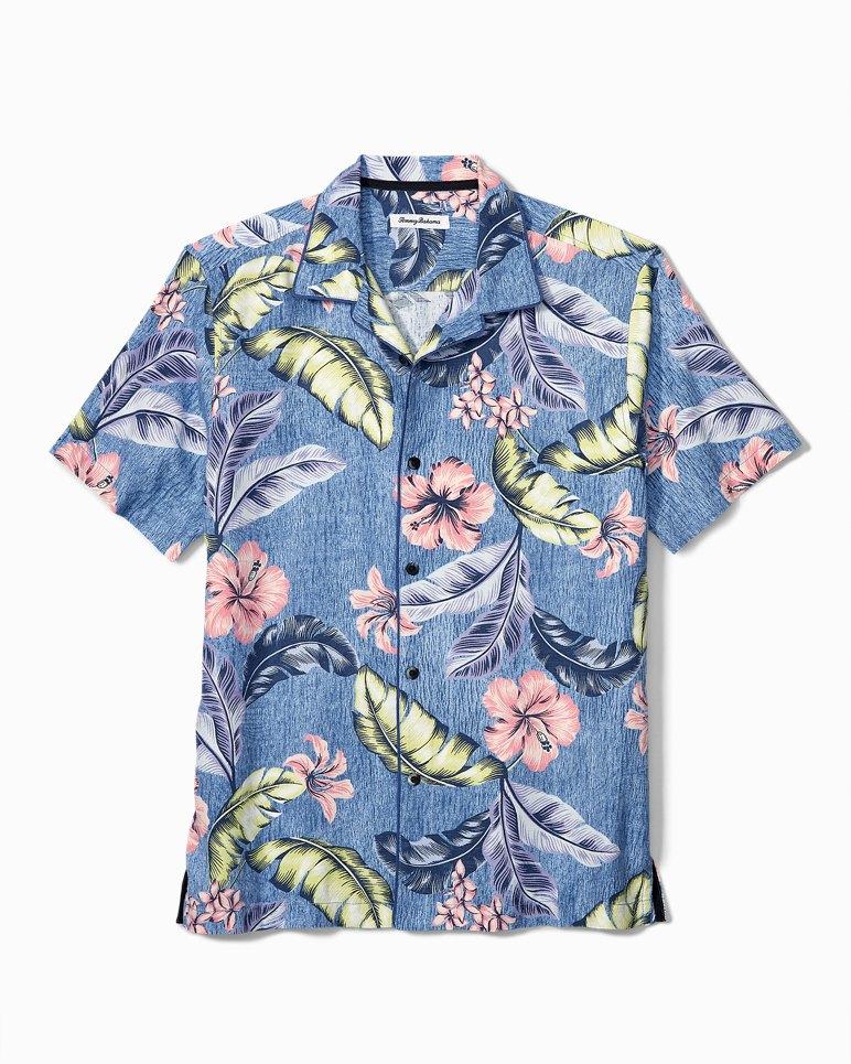 Main Image for Big & Tall Maeva Beach IslandZone® Camp Shirt
