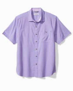 Big & Tall Corvair Stretch-Cotton Shirt