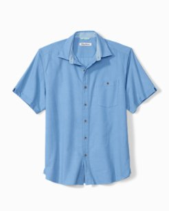 Big & Tall Corvair Stretch-Cotton Shirt