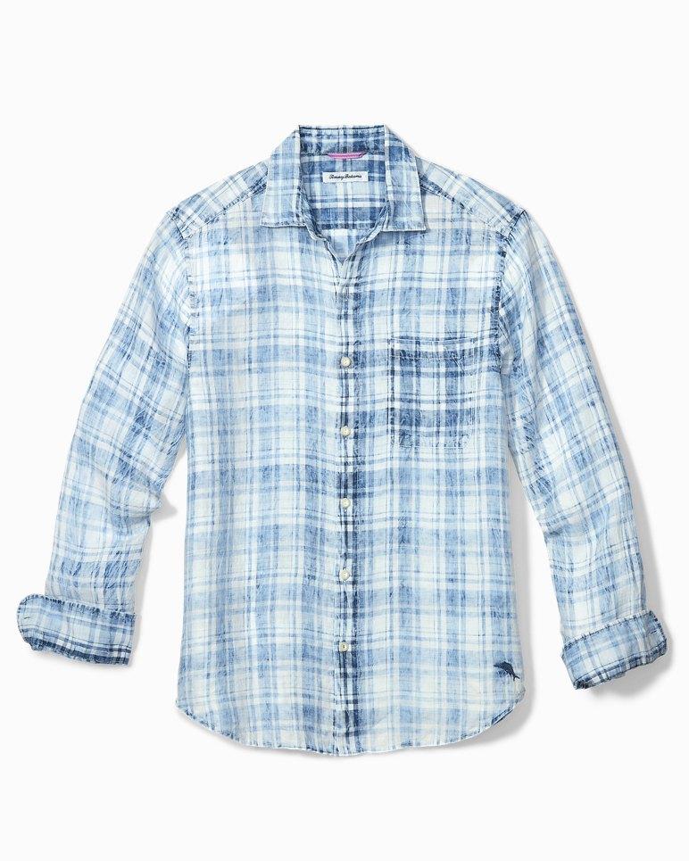 Main Image for Big & Tall Indigo Sun Fade Shirt