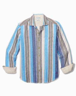 Big & Tall Chandler Bay Stripe Shirt