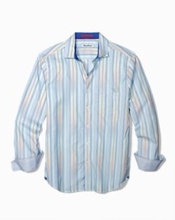 Big & Tall Lomi Lomi Stripe Shirt