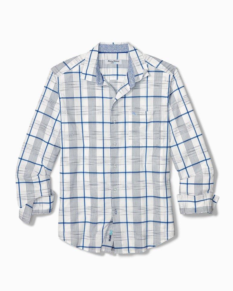 Main Image for Big & Tall Pirae Plaid IslandZone® Shirt