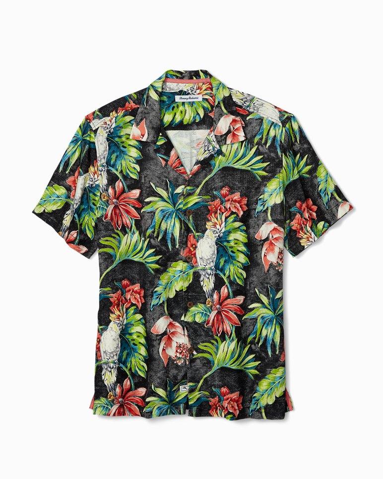 Main Image for Big & Tall Tahitian Tweets Camp Shirt