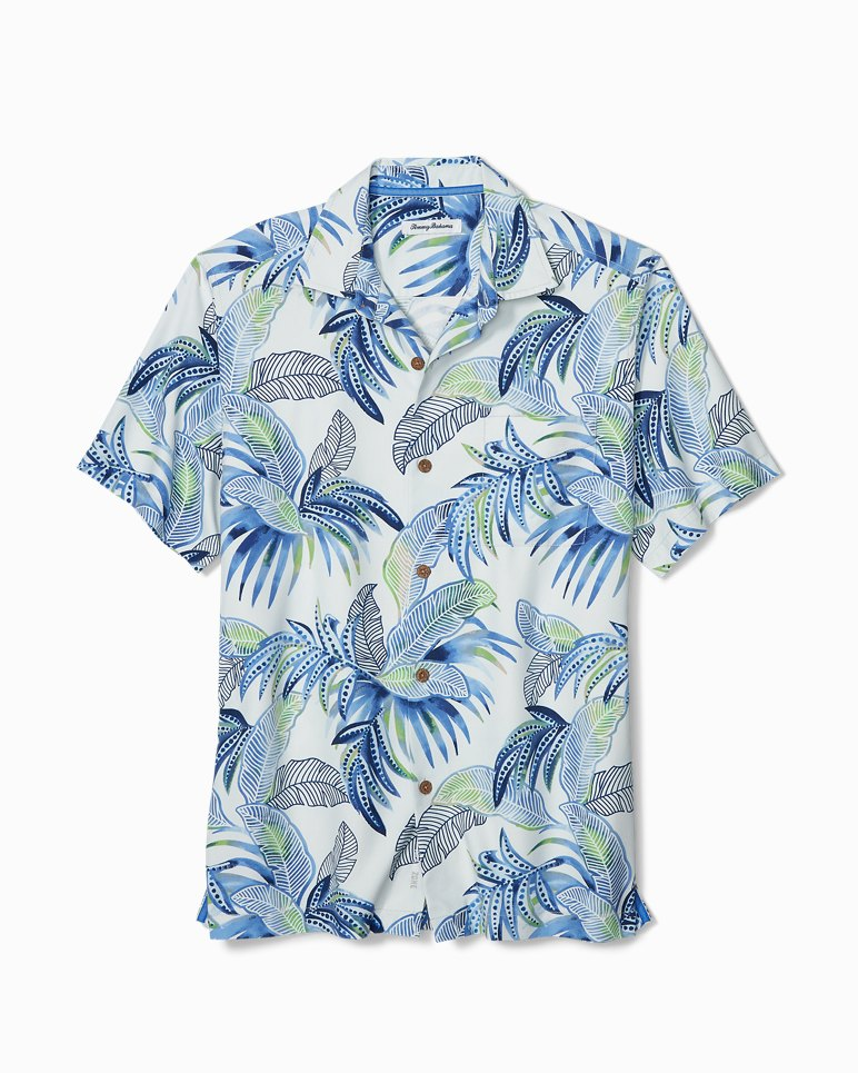 Main Image for Big & Tall Wallis Tropics IslandZone® Camp Shirt