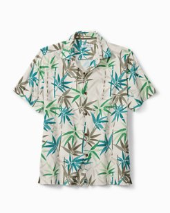 Big & Tall Bamboo Groove Camp Shirt