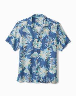 Big & Tall Monstera Geo IslandZone® Camp Shirt