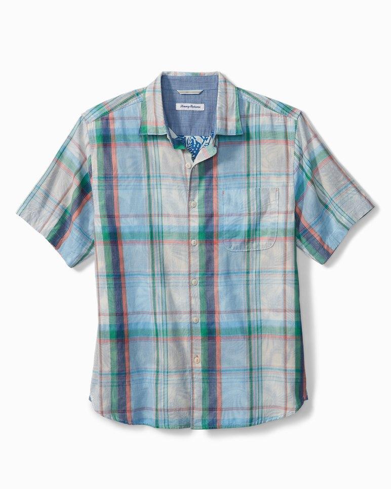 Main Image for Big & Tall Fronde Dei Marmi Camp Shirt