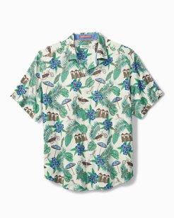 Big & Tall Cabana Club Camp Shirt